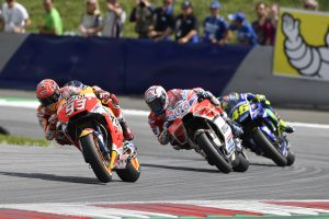 Rated: 2017 MotoGP championship players