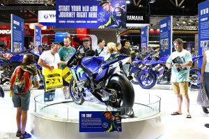 Sydney Motorcycle Show hailed a success at International Convention Centre