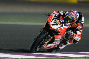 Davies claims runner-up in WorldSBK following 'tough' Qatar outing