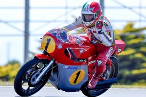Agostini returning to Australia in 2018 for Island Classic