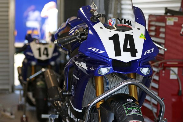 Ride: 2017 Yamaha Racing Team YZF-R1M