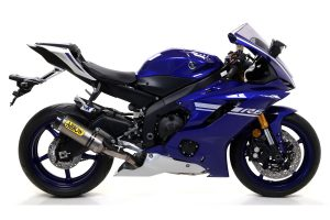 Product: 2017 Arrow Yamaha YZF-R6 exhausts