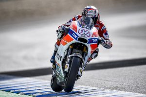 Dovizioso sets post-season MotoGP testing pace at Jerez