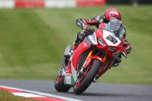 Honda Racing re-signs O'Halloran for 2018 BSB assault