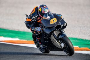 Positive Ducati form continues for Miller at Valencia
