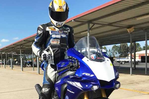 Falzon completes YRT YZF-R1M shakedown in Queensland