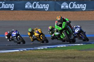 Double podium for West in Asia Road Racing Championship finals