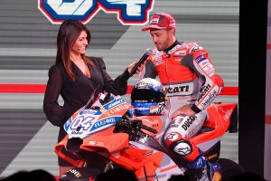 Maiden MotoGP crown the objective for Dovizioso