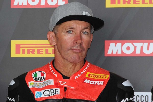 Race podium an important step in Bayliss comeback