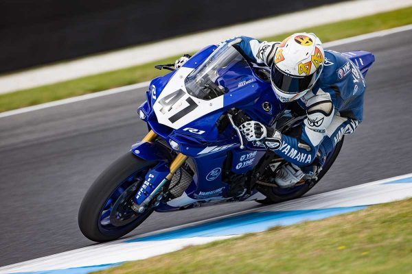 WorldSBK mileage beneficial for Maxwell in early stages
