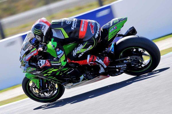 Rea closes WorldSBK pre-season fastest in Australia