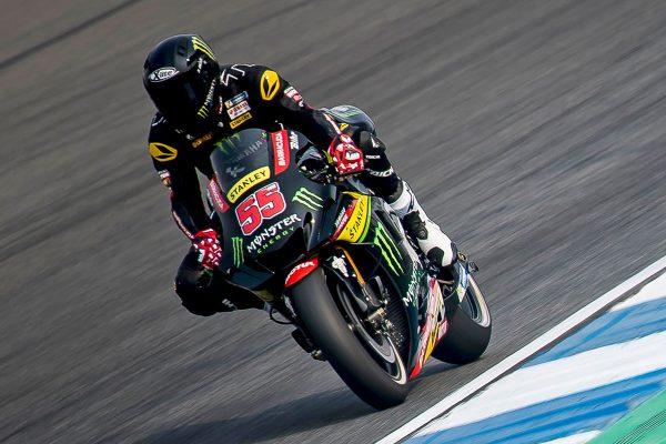 Monster Yamaha Tech3 signs Syahrin for full season