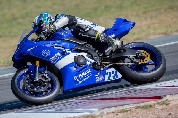 Supersport transition has 'reinvented' riding style for Halliday