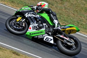 Dunlop continues ASBK challenge at Wakefield Park