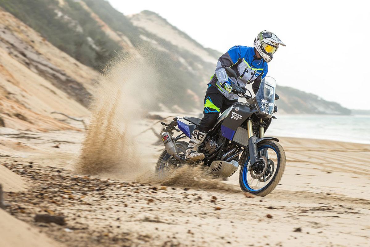 Yamaha tenere 700 world raid appears in australia for Yamaha 700 tenere