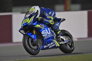 Iannone rises on day two of MotoGP testing at Losail