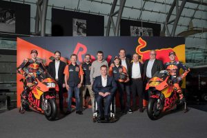 KTM targets the 'next step' with factory MotoGP project