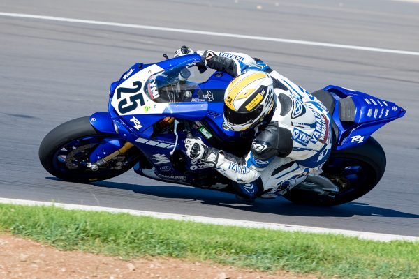 Falzon overwhelmed with local support en route to The Bend podium