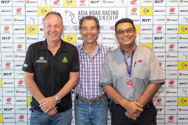 Asia championship collaboration an important step for ASBK