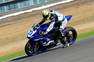 Halliday maintains form on Friday in ASBK Supersport