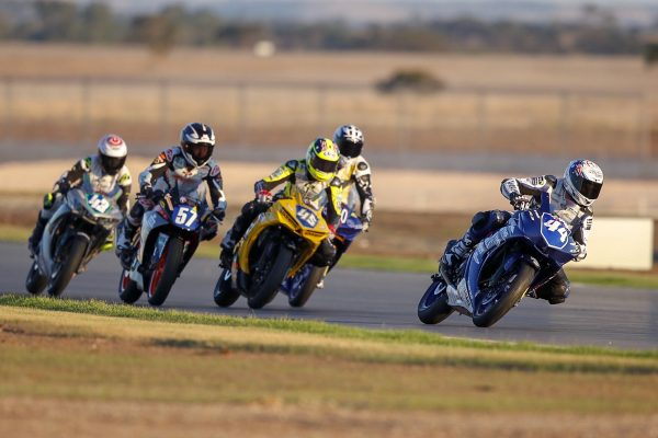 Race three win rewards Bramich The Bend Supersport 300 victory