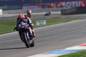 Home hero Van der Mark fastest in WorldSBK at Assen