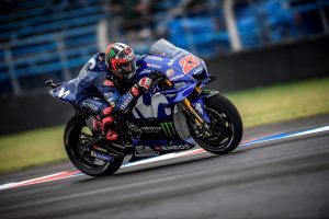 Podium result in Texas the primary target of Viñales