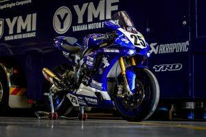Yamaha Racing Team unveils special ASBK retro livery