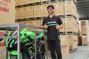Glenn Scott returns to Australian Superbike racing with Kawasaki Ninja ZX-10R