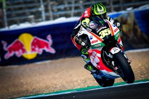 Times tight as Crutchlow leads Friday practice at Jerez