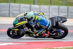 Gardner breaks both legs in motocross training incident