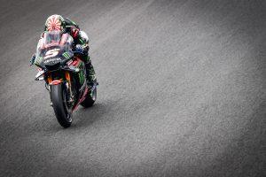 Zarco edges Crutchlow for fastest time in Jerez MotoGP testing