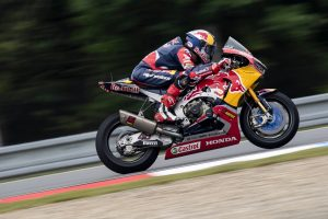Home WorldSBK stop a special weekend for Gagne
