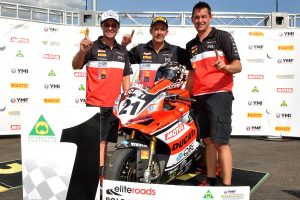 Bayliss captures first ASBK pole of the season in Darwin