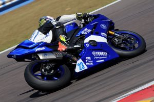 Another Supersport pole position for YRT's Halliday