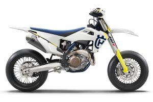 Bike: 2019 Husqvarna FS 450
