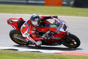 Knockhill BSB a case of 'catch up' for O'Halloran