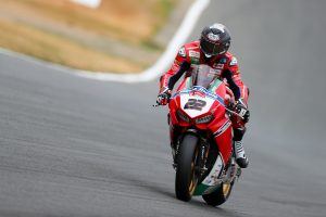 Physically demanding Cadwell Park an unknown for O'Halloran