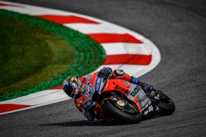 Silverstone challenging for many reasons says Dovizioso