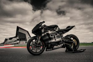 Wallpaper: 2019 Triumph Moto2 prototype