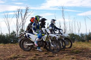 Husqvarna launches inaugural 701 Enduro Trek in Victoria