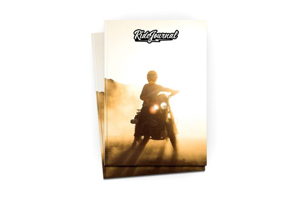 Ride Journal transitions to print with fourth edition