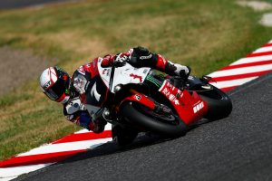 Disappointment for Parkes following Suzuka non-finish