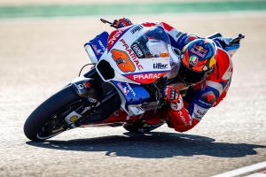 'Huge vibration' leads Miller on cautious ride to ninth at Aragon