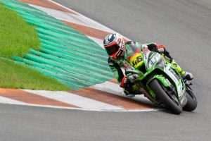 Jones charges to Spanish Speed Championship podium at Valencia