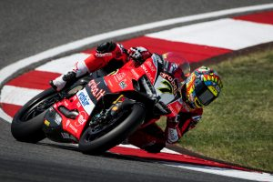 Davies 'physically better' ahead of Magny Cours WorldSBK