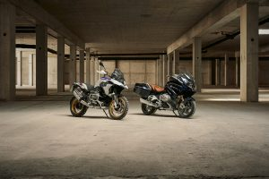 Engine and technology upgrades for 2019 BMW R 1250 GS and RT models