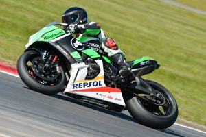 Walters continues to progress in Winton ASBK round