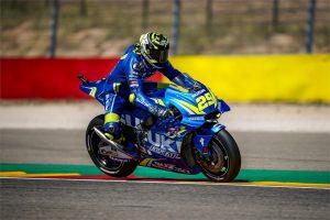 Strategy key for Iannone in Aragon MotoGP podium