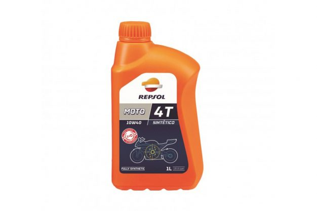 repsol moto synthetic oil